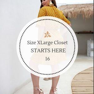 XLarge Size
